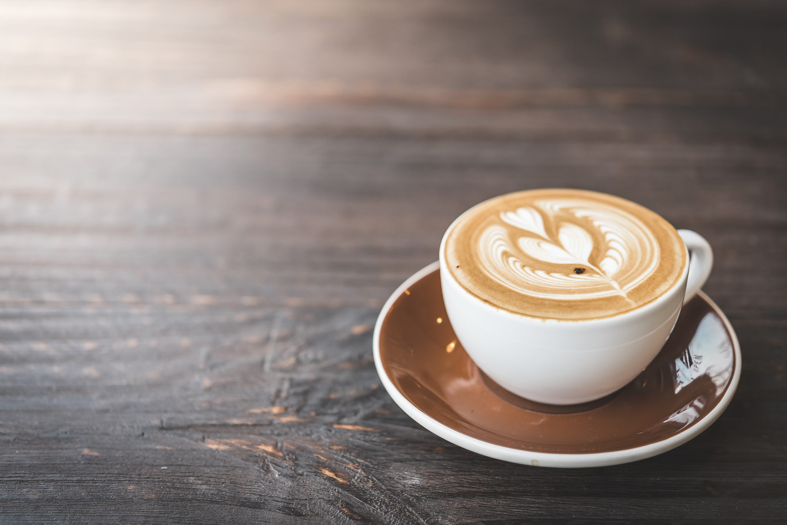 Picture showing cup of coffee