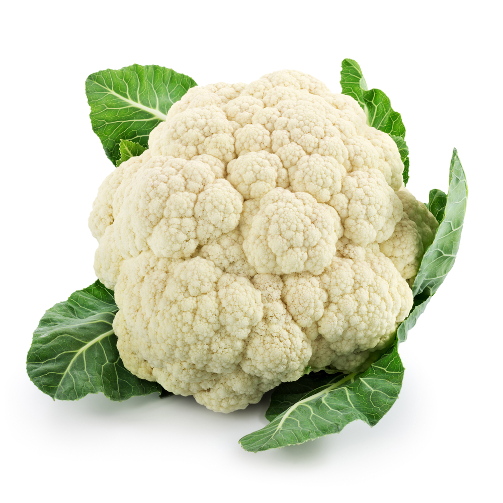 Photo showing cauliflower