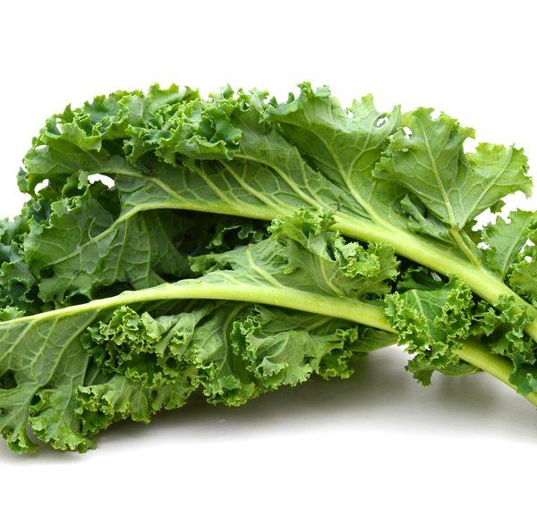 Photo showing fresh kale
