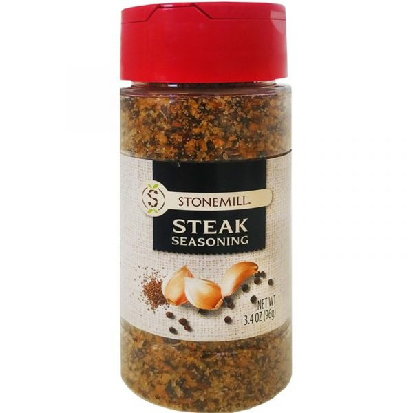 stonemill steak seasoning