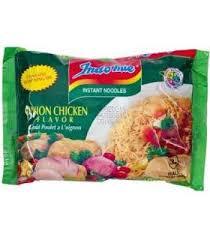 Photo showing Indomie Onion Flavor