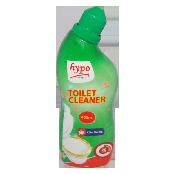 Hypo toilet cleaner