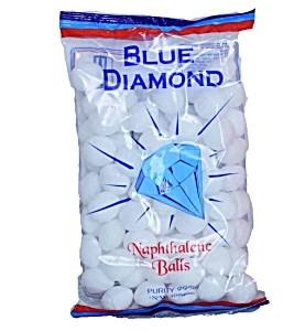Blue Diamond Naphtalene balls