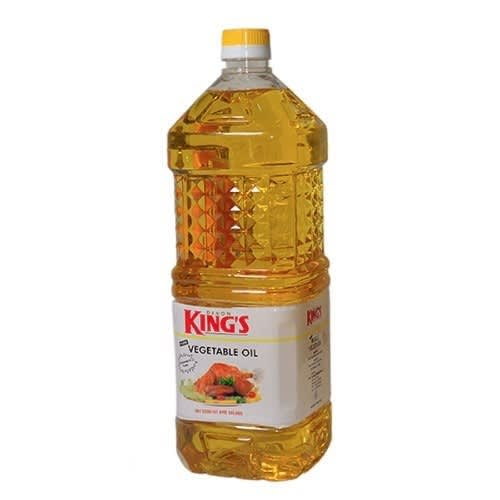 Kings Vegetable Oil 3L