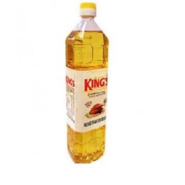 Kings Vegetable oil 1L